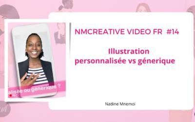 Un dessin personnalisé ou générique pour votre business?